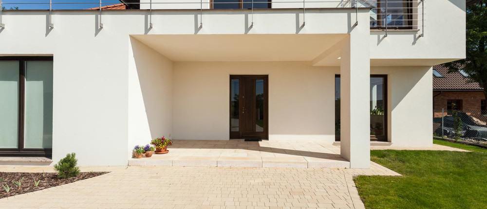 Schönes Wohnhaus